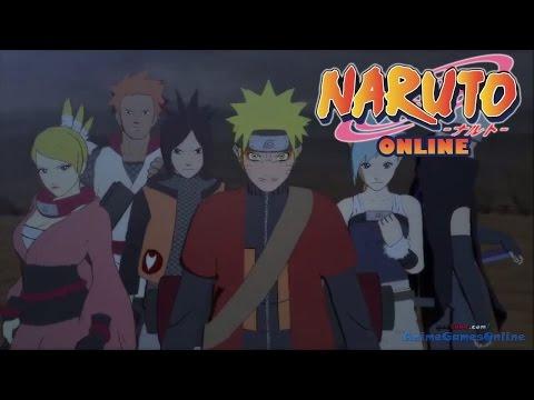 Naruto Online MMORPG Trailer