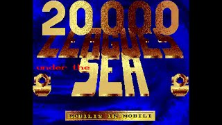 20.000 LEAGUES UNDER THE SEA - Intro & Gameplay