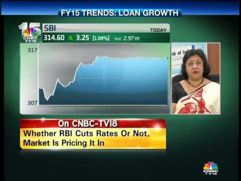 Bazaar - Arundhati Bhattacharya, Chairman, State Bank of India - Dec 15
