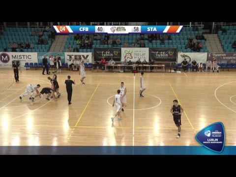 CFBB Luxembourg - TBV Start Lublin
