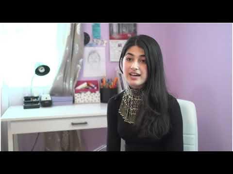 """Feroza Aziz: """"I am not scared of TikTok."""" - BBC News"""