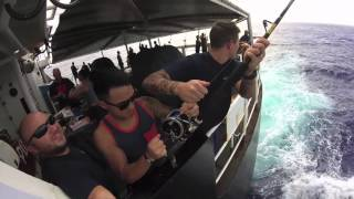 US Coast Guard Cutter Kukui patrol morale video/ wrecking ball music video