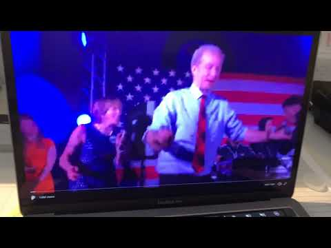 Tom Steyer Backs That Ass Up For Votes In South Carolina