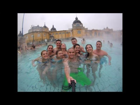 Study Abroad 2015: Budapest, Hungary