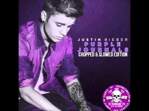 Justin Bieber- Bad Day (Chopped & Slowed By DJ Tramaine713)