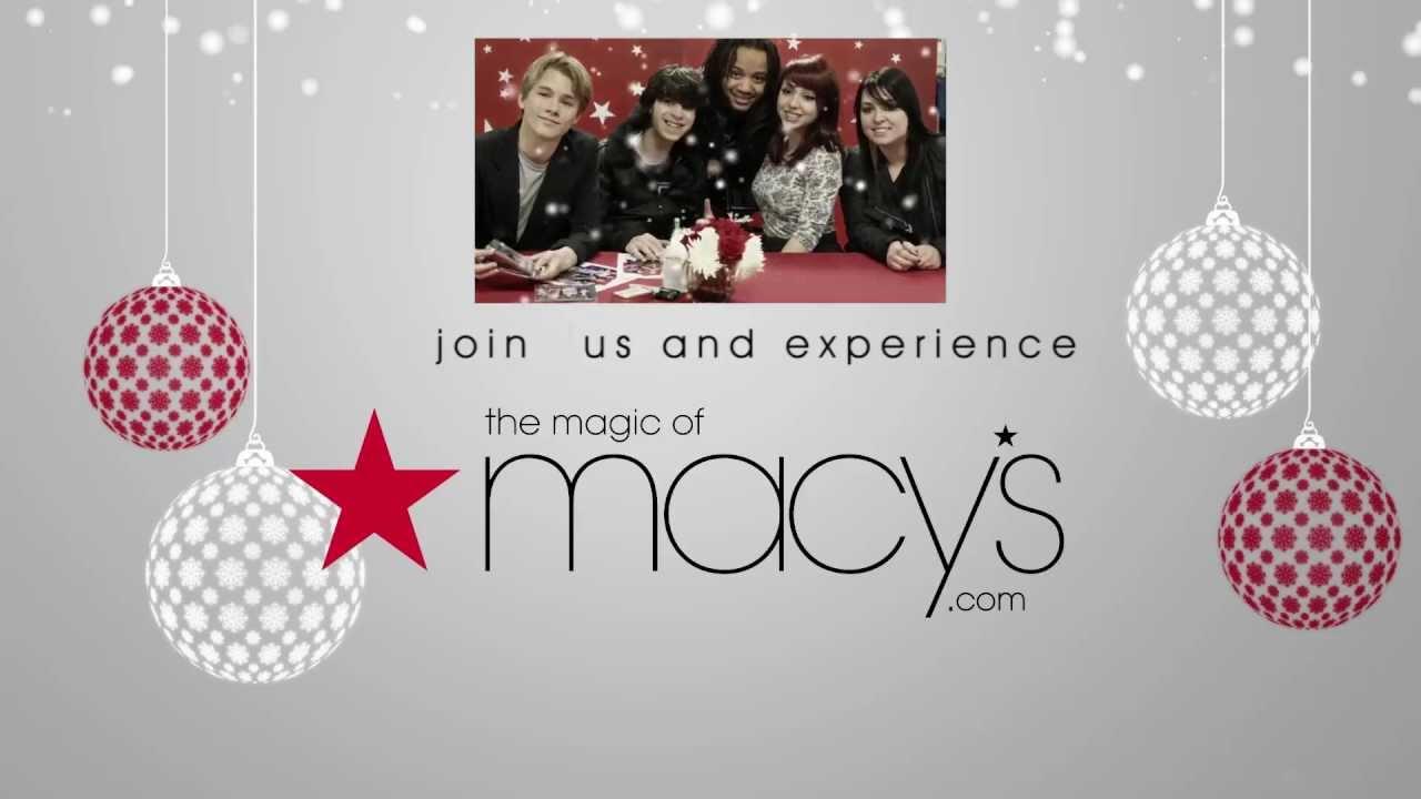 Macys Holiday Window Unveiling 2012 | Pittsburgh Pa. - YouTube