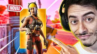 THE SKIN OF TOXICITY HAS ARRIVED! -Fortnite, the