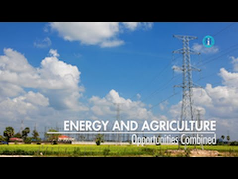 """Energy & Agriculture – Opportunities Combined"" / i-Profile: CAMBODIA"