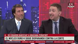 El pase 2021 entre Eduardo Feinmann y Jonatan Viale - 06/05/2021