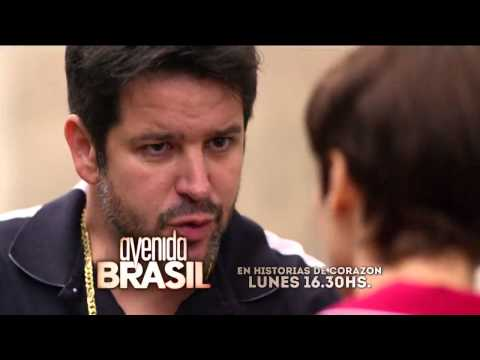 Promo Avenida Brasil Capítulo 41 (10-02-2014) - Telefe HD (Argentina)