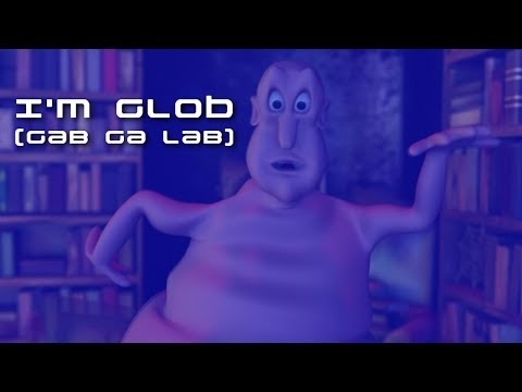 Globglogabgalab but I'm Blue
