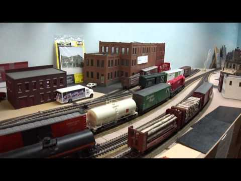 INTERESTING OPERATIONAL CONCEPTS: WAKEFIELD VALLEY RAILWAY