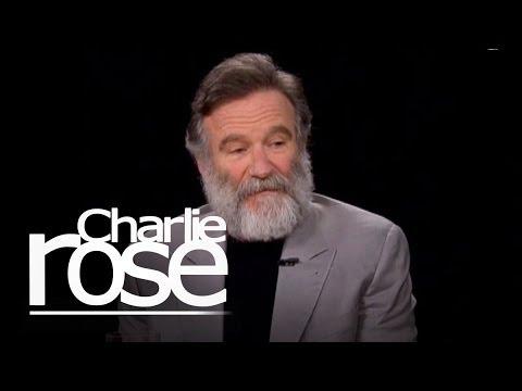 Robin Williams   Charlie Rose
