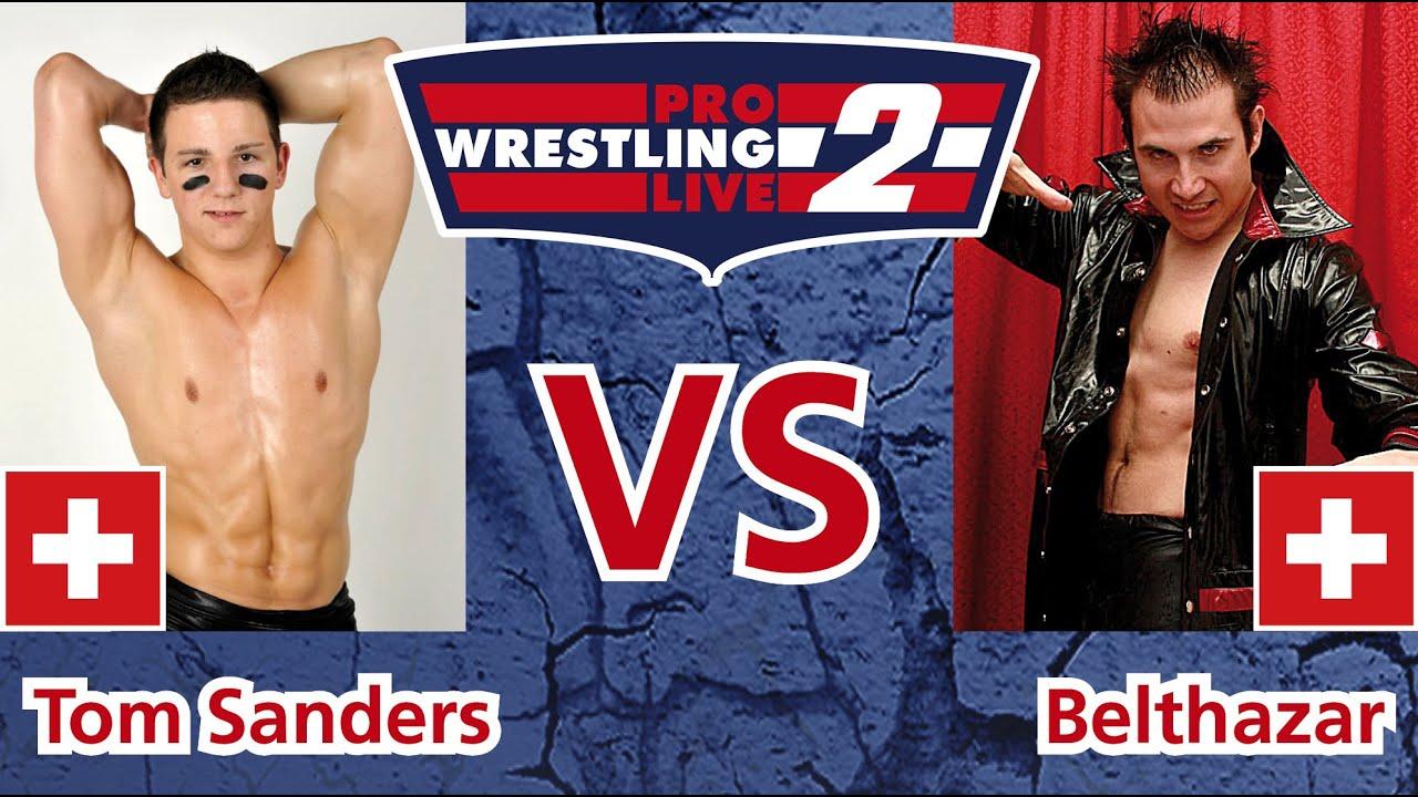 Pro Wrestling Live 2 Part 5 8 Belthazar vs Tom Sanders 2014