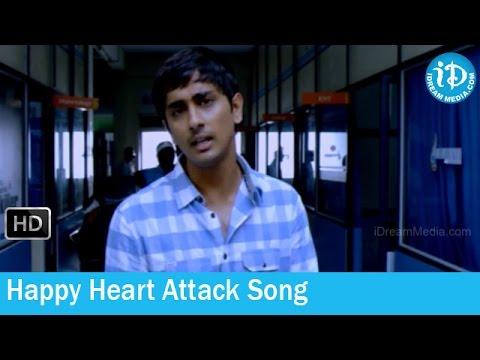 Happy Heart Attack Song - Love Failure Movie Songs - Siddharth - Amala Paul