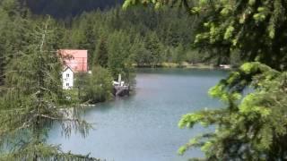 Unsere Wanderung um den Antholzer See am 21.06.2010