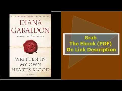 In blood pdf my own hearts written