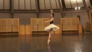 LA CIGARETTE  Mathilde Froustey rehearsal 2012