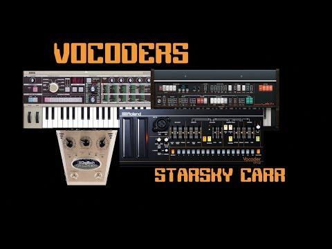 Vocoder Roundup - Roland Boutique VP-03, MicroKORG, Xils V+, Digitech Talker