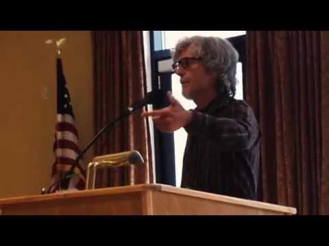 Daniel Suelo Commencement Speech