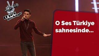 Sokakta söylediği şarkıyla fenomen olmuştu! | O Ses Türkiye 2018