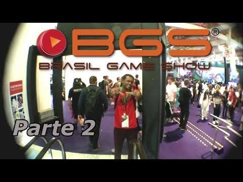 Brasil Game Show: O INCRÍVEL SÁBADO Parte 2! Adez, Sony e Activision! BGS 2018 Parte 4 - Omega Play