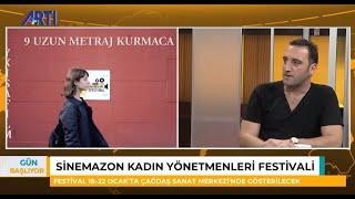 Gambar cover SİNEMAZON Kadın Yönetmenler Festivali Gün Başlıyor'da konuşuluyor - 18 Aralık 2019