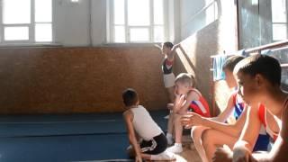 Тимур! спортивная гимнастика! Астрахань! 2 взрослый