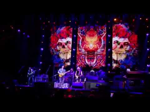 Dead & Company, Dodger Stadium, Los Angeles, 7-7-18, Scarlet Begonias, from the Pit in 4K