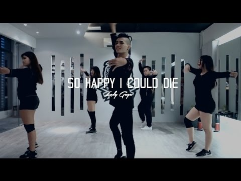 MDS | Voguing - Beginner (Lady Gaga - So Happy I Could Die) by Jaedon