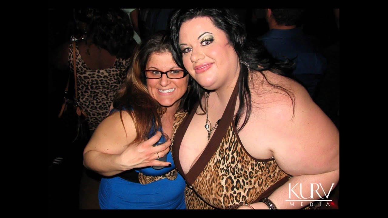 Bbw strip club porn