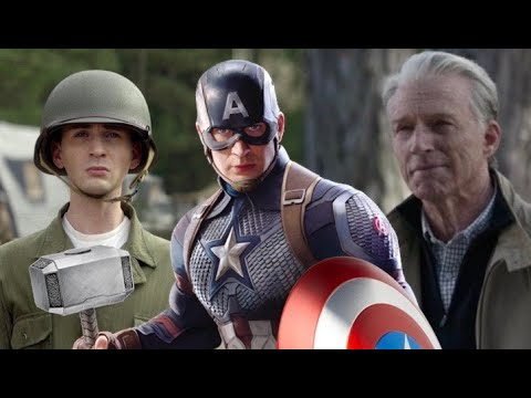 Captain America's MCU Journey in Chronological Order