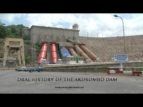 ORAL HISTORY OF THE AKOSOMBO DAM WEB VERSION