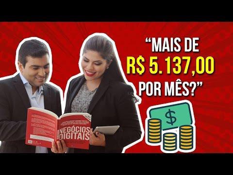 Como Ganhar R$ Dinheiro Na Internet Passo-A-Passo De Forma Honesta, Comprovada E Online