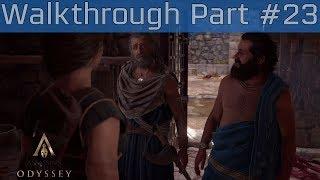 Assassin's Creed Odyssey - Walkthrough Part #23 [HD 1080P]