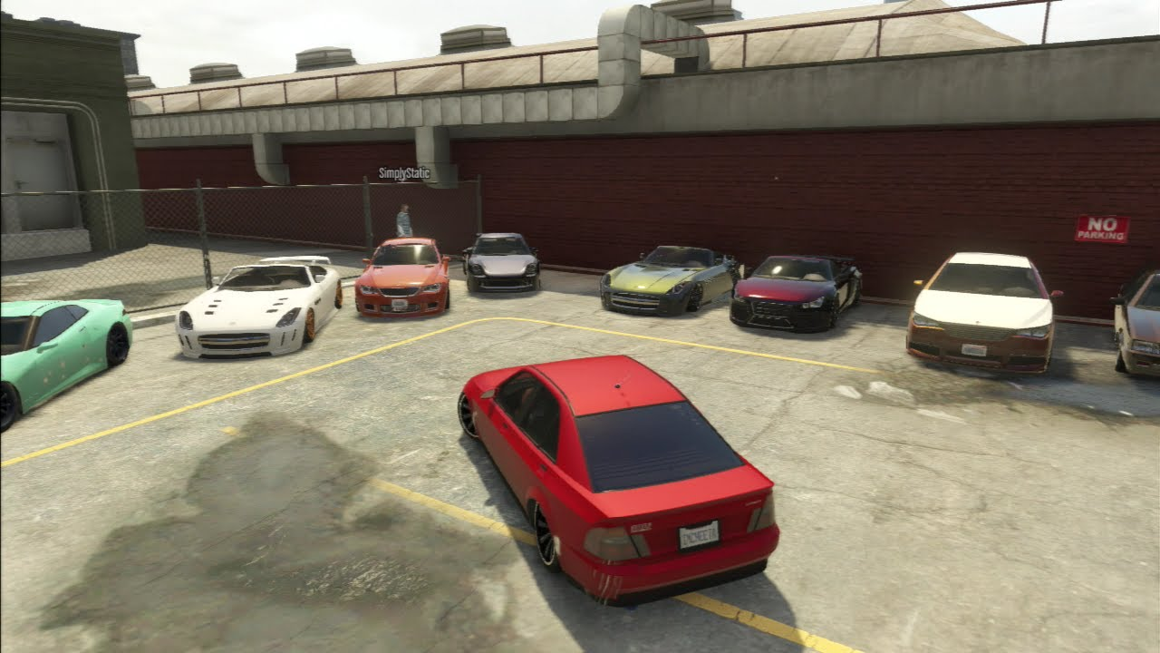 gta 5 jdm meet for ps3