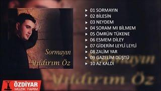 Yıldırım Öz Soram mı Bilmem Official Audio