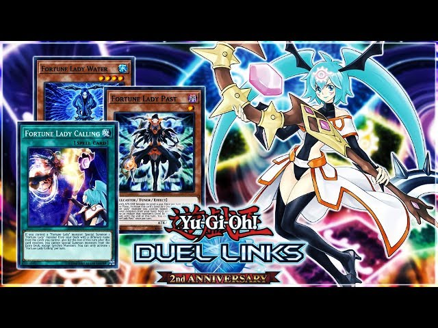 Yu-Gi-Oh! Duel Links | NEW Fortune Lady Every Deck Is FUN! ft. Calling, Past & Star Eater!
