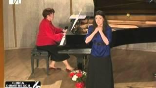 andreea panu soprano elvira aria from i puritani the puritans by vincenzo bellini live tv h