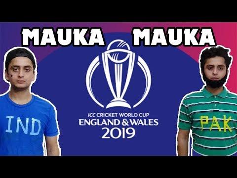 Mauka Mauka IND vs PAK, ICC Champions Trophy 2017 | Call me Nemo | Desi Vines