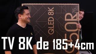 Samsung Qled 8k - Primul Review