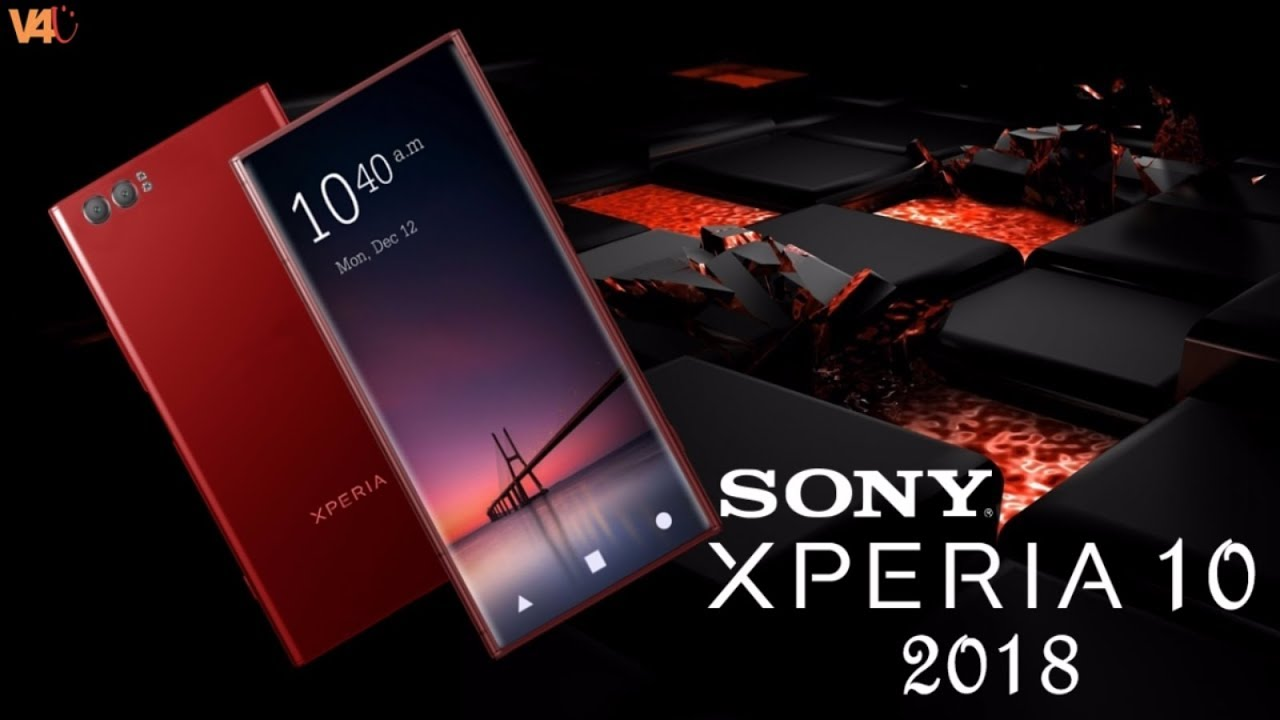 Sony Xperia 10 2018 Camera Specifications Features First Look