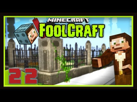 FoolCraft Part 22:  Starting The Central City Park!