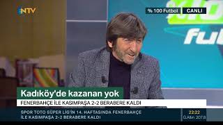 Rıdvan Dilmen: ''Ersun Yanal'ın devre arasından önce gireceğini düşünmüyorum''