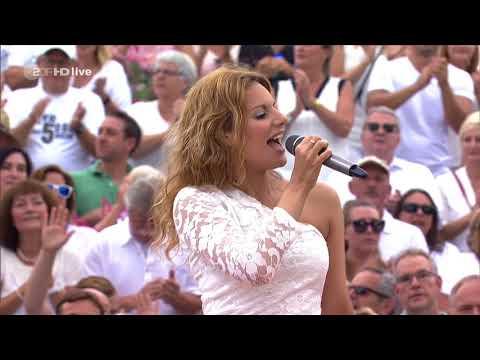 LayZee aka Mr. President - Coco Jamboo - ZDF Fernsehgarten 27.08.2017