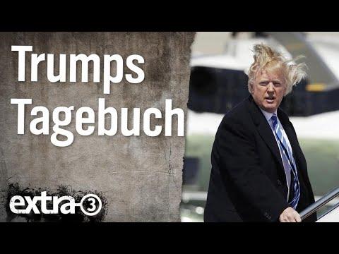Trumps Tagebuch (4) | extra 3 | NDR