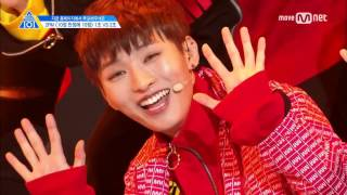 [ENG SUB] Produce 101 Season 2 Ep. 3 | 2PM - 10 out of 10 | Group Battle 1