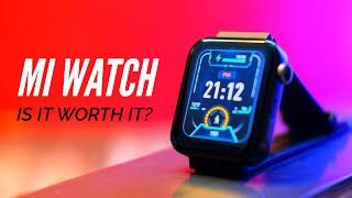 Xiaomi Mi Watch FULL Review: MUST WATCH BEFORE YOU BUY!
