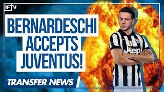Video FEDERICO BERNARDESCHI ACCEPTS A MOVE TO JUVENTUS!! | Serie A Transfer News download MP3, 3GP, MP4, WEBM, AVI, FLV Oktober 2017