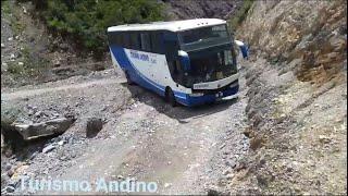Cover images BUS TRANSPORTES EXPRESO Y SERVICIOS TURISMO ANDINO| RUTAS MORTALES DE AYACUCHO PERU